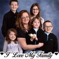 Heidi DeGarmo Family
