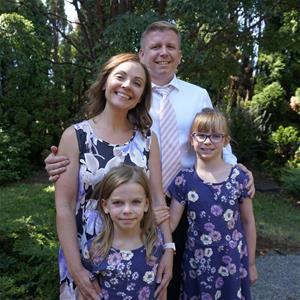 Jacob Graham Family