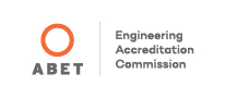Accredited by the Engineering Accreditation Commission of ABET