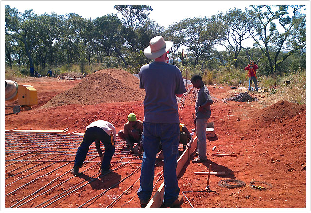 Student Chapter of Engineers Without Borders Travels to Tanzania