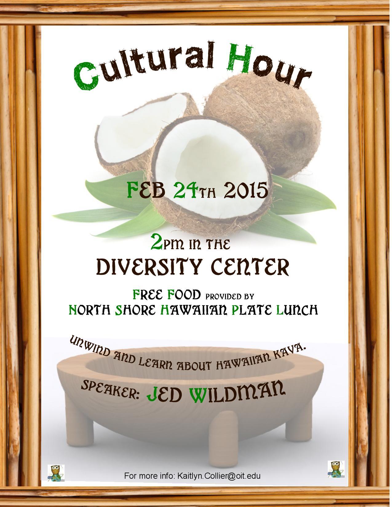 Kava Cultural Hour