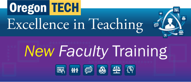 2017-18 Logo New Faculty Training