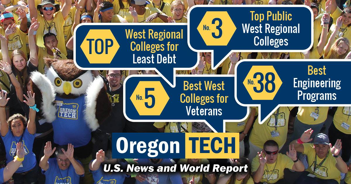 Oregon Tech Rankings and Ratings