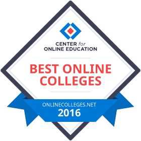 Best Online Colleges Award