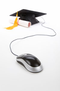 mouse degree and cap