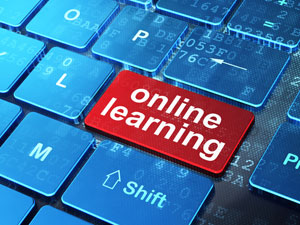 online learning keyboard