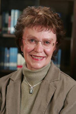 Dr. Martha Anne Dow
