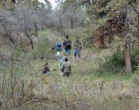 Students Transect