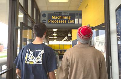 Hallway Machine Processes