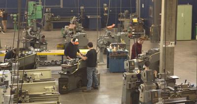 Manufacturing Machine Lab