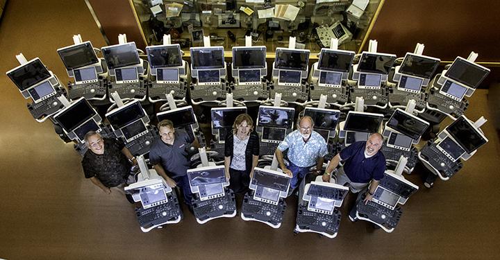 Mindray Ultrasound Machines