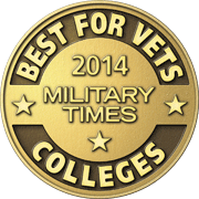 Military Times Best for Vets Colleges
