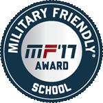 military friendly school award