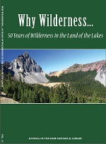 Why Wilderness cover