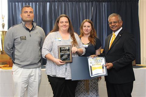 Outstanding Student Veteran: Amber Duguay