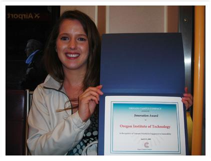 Michelle LaPierre Innovation Award