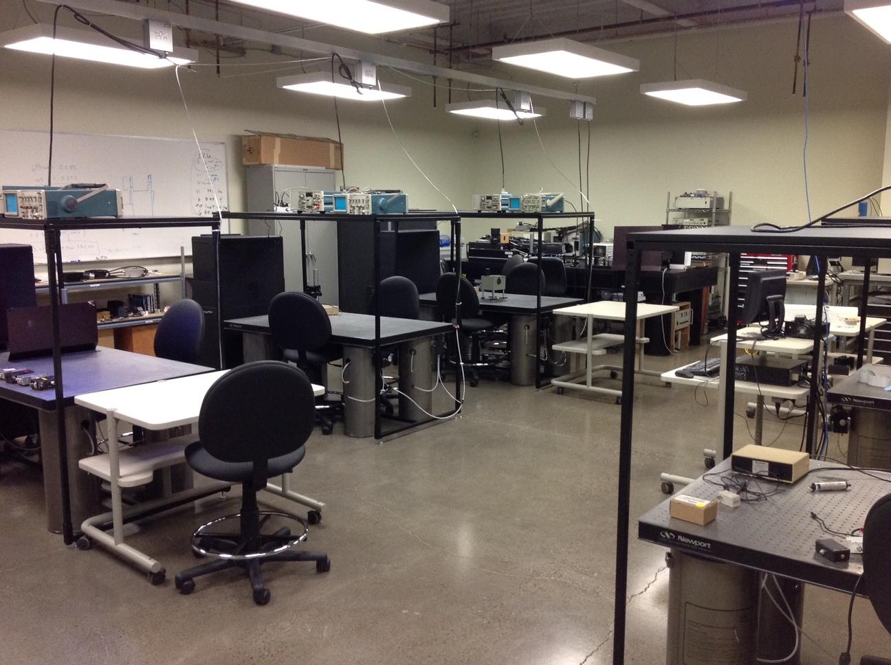 Optics Lab